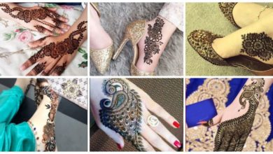 Photo of Gorgeous mehndi designs