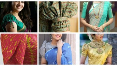 Photo of Latest blouse sleeve designs