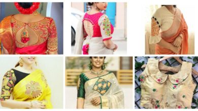 Photo of Stunning blouse designs