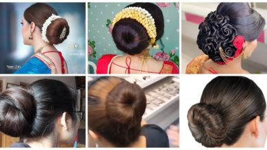 Photo of Bun hairstyles for long hair