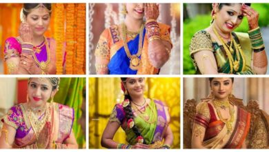Photo of Beautiful Bridal Blouse Designs for South India