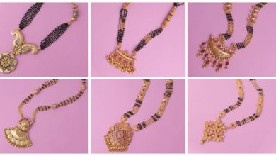 Photo of Latest different type of mangalsutra design