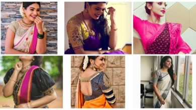 Photo of Latest sari blouse designs for the new year