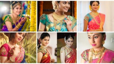 Photo of Short Sleeve Blouse For Bridal Silk Sarees