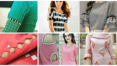 Photo of Latest Trendy Sleeves Designs For/ kurti