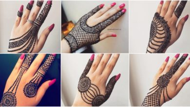 Photo of Stylish Mehndi Designs for Hand