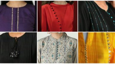 Photo of Stylish And Beautiful Latest kurti Neckline Designs