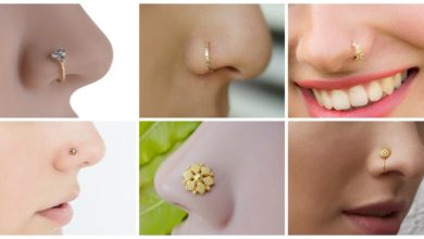 Photo of Gold nose ring design ideas