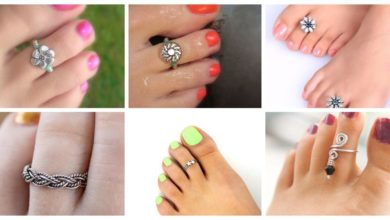 Photo of Traditional Toe Rings for Women