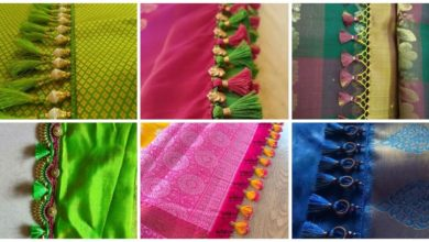Photo of Simple Sari Kuchu Designs Latest