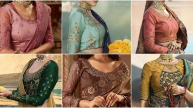 Photo of Today Latest Styles Trending Bridal Blouse Designs