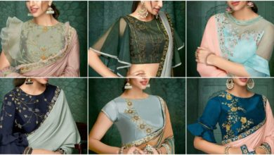 Photo of Net Style designer Latest Blouse Designs Best For Saree