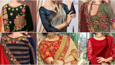 Photo of Designer Latest Blouse Designs For Girls Trending
