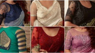 Photo of Bridal Net Blouse Designs/ Designer New Collection