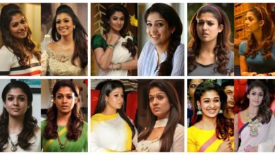Photo of 11 Best Hairstyles of Actress Nayanthara