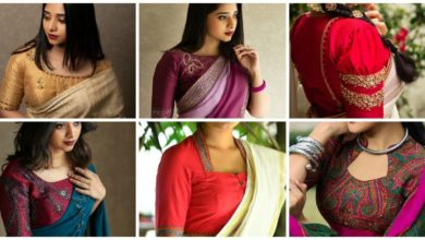 Photo of Trendy & Stylish Blouse Designs