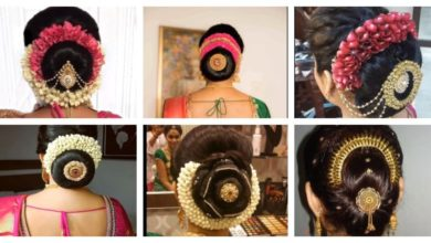 Photo of Indian bridal hairstyles perfect for your wedding
