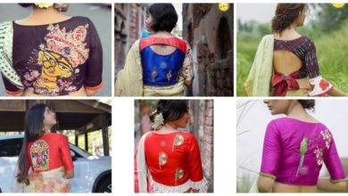 Photo of These Blouse Designs Will Blow Your Mind