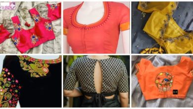 Photo of Top 30 Popular Blouse Designs For Women