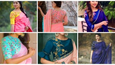 Photo of Embroidered blouse design ideas