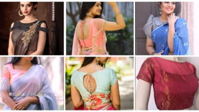 Photo of Latest Blouses Design