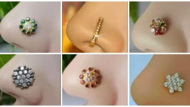 Photo of Top Stunning And Elegant  Nose Pin Designs