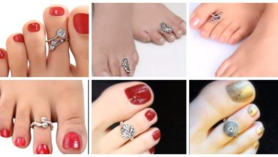Photo of Daily Wear Simple Silver Toe Rings Designs
