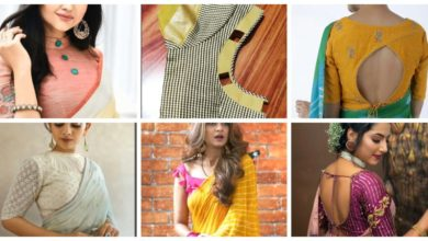 Photo of Blouse collection