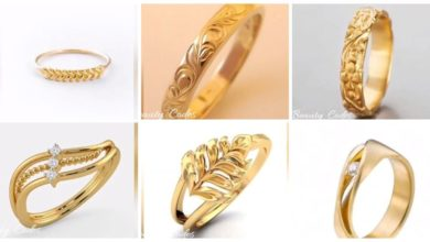 Photo of Daily wear gold ring designs for women