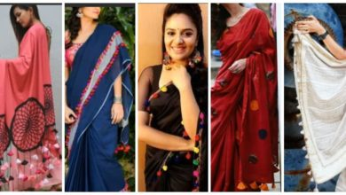 Photo of Easy Way To Decorate Your Saree With Tassels