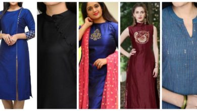 Photo of Trendy Neck Designs for Kurtis