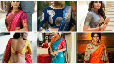 Photo of Party Wear Blouse Designs