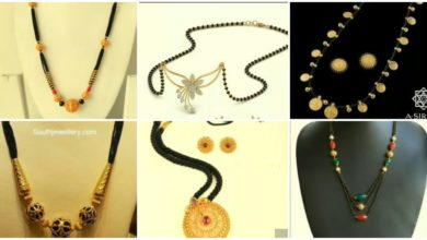 Photo of Traditional Gold Mangalsutra Designs Ideas