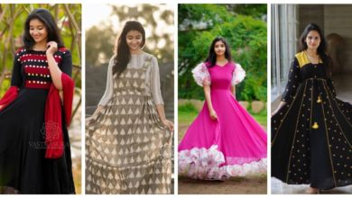 Photo of Lovely ethnic dresses