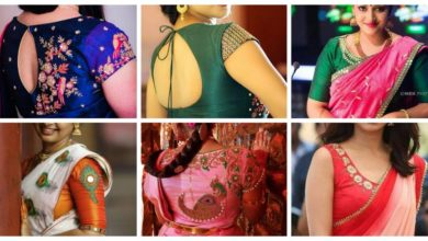 Photo of Sensational sari blouse designs