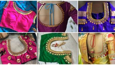 Photo of Latest Kasu Maaggam Work Blouse Designs