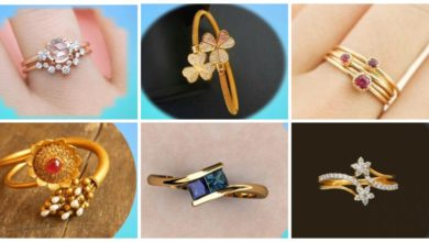 Photo of Elegant Ring Design Collection