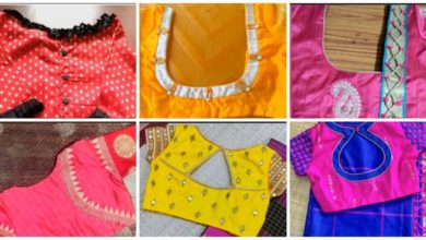 Photo of Latest blouse designs