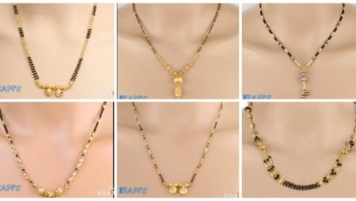 Photo of Mangalsutra Designs New Pattern