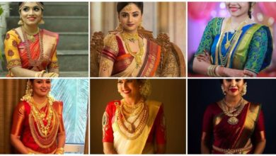 Photo of Traditional South Indian Bridal Blouse Designs