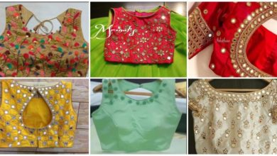Photo of New Latest Blouse Designs