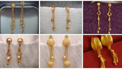 Photo of Daily Wear Light Weight Earring Designs