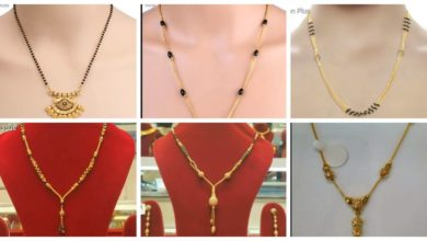 Photo of Latest gold MANGALSUTRA designs