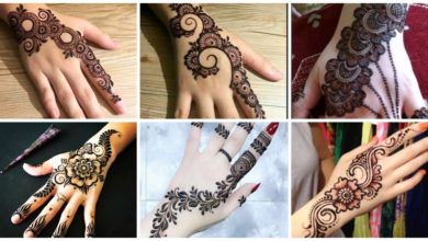 Photo of Latest arabic mehndi designs