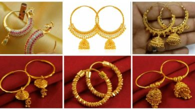 Photo of New Trendy Gold Hoops & Drop