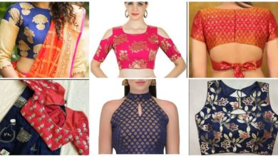 Photo of New model brocade blouse design ideas