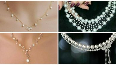 Photo of Pearl necklace design
