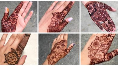 Photo of Stylish mehndi designs