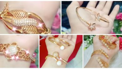 Photo of Latest gold bangle design