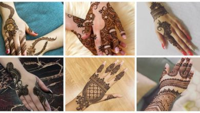Photo of Mehndi Designs for Back Hand